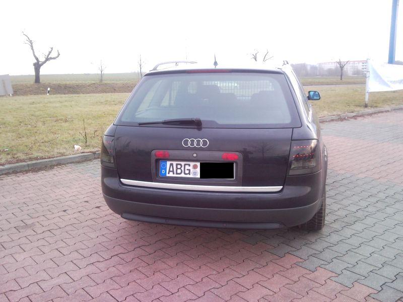Bildergalerie LED Rueckleuchten Audi A6 Avant 2   mein audi a6 avant