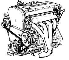 Opel Motor C20XE c20xe   allgemeines