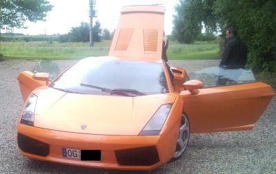 Erlebnisbericht Lamborghini Gallardo lamborghini gallardo    internes